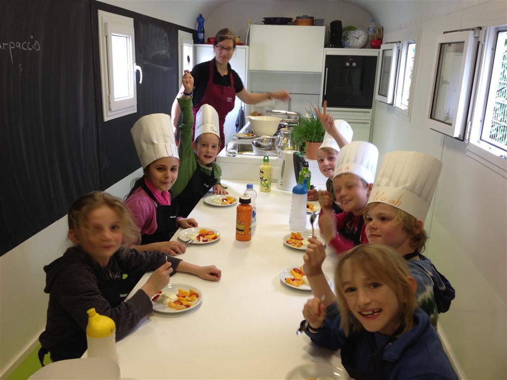 Maren und die Kinder