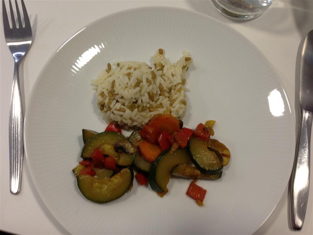 Schnecke im Gemüsebeet