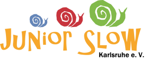 Das Logo des Junior Slow Karlsruhe e. V.