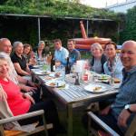 Sommerfest und Planungstreffen
