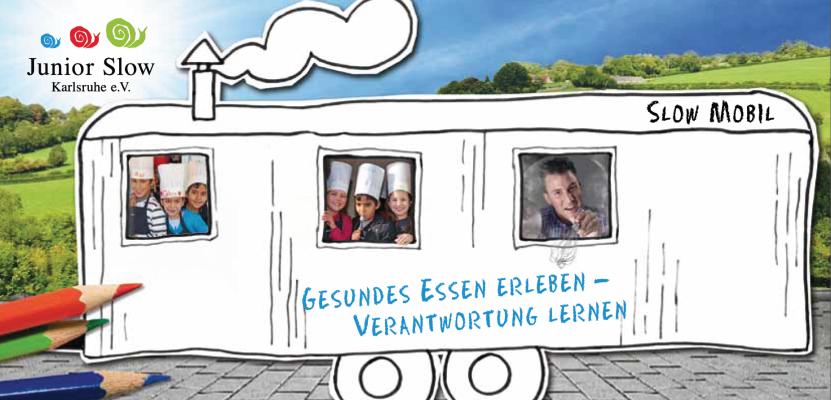 Das Karlsruher Slow Mobil